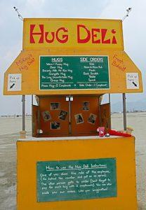 The Hug Deli (Burning Man installation)